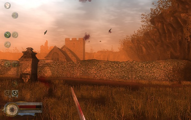 Dark Shadows - Army of Evil - Screenshots