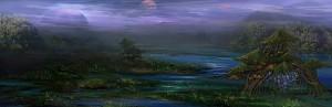 Planet Explorers Swamp Biome