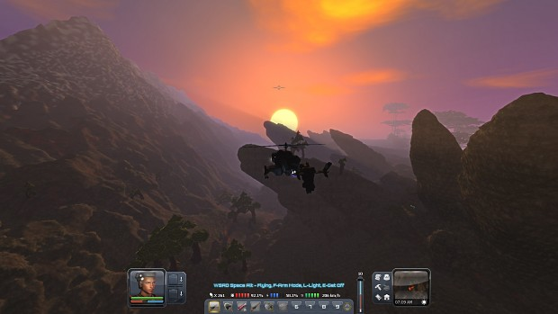 Planet Explorers a0.85 Screens