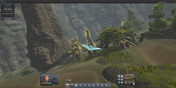 Planet Explorers Swamp Biome Screenshots