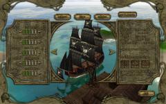Ship upgrade panel
