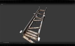 Wooden- bridge?