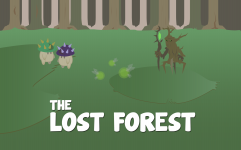 New location : The lost forest