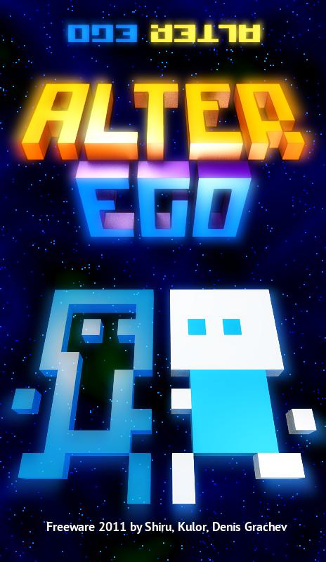 Alter Ego Nes Cover