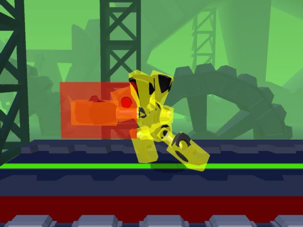 Inner workings Megabyte Punch