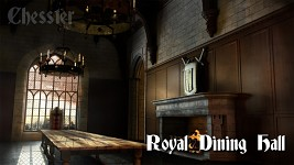 Royal Dining Hall