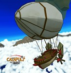 Royal Airship in-game
