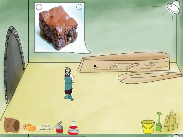 Seth's Brownie Room
