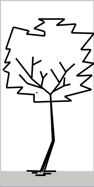 Early prototype of the treebuilder