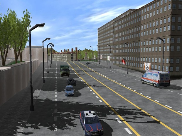Safety Driving Simulator
