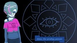 Alma, prodigy psionic