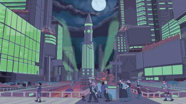 Nightkin city WIP