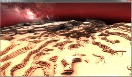 Improved Planet Generation Marslike