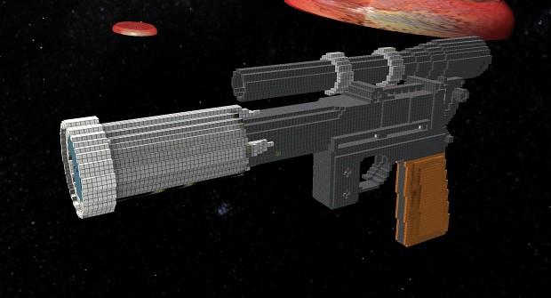 Gunship by Asharad
