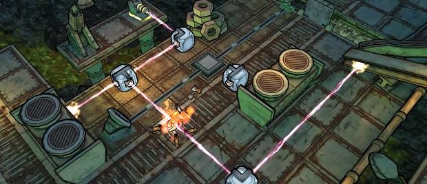Roasting Robots