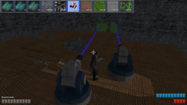 Turrets in Masterspace v1.4