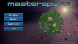 Masterspace v1.9 preview