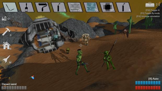 Masterspace Screenshots