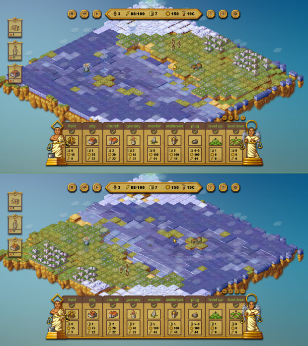 Cubesis - Rotation