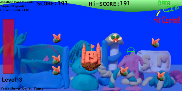 Aqua Rhapsody v1.0 screenshot