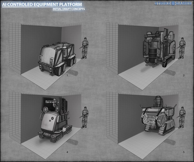 Vehicle - Rover 01