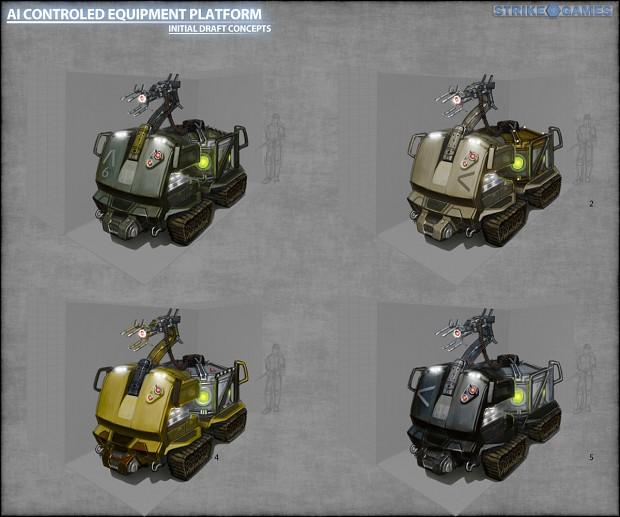 Vehicle - Rover 04