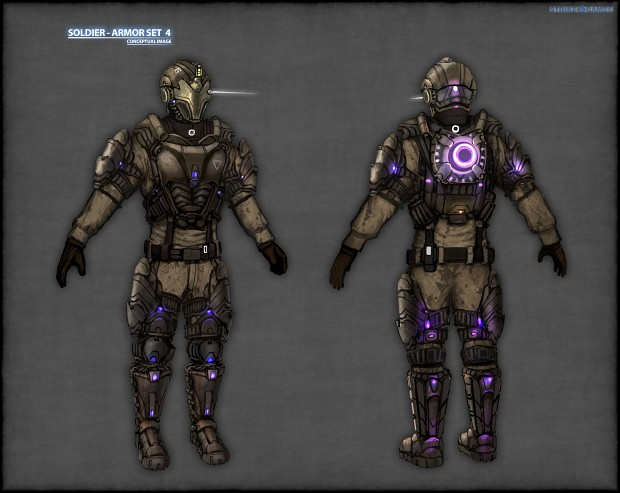 Player - Armor Set 4