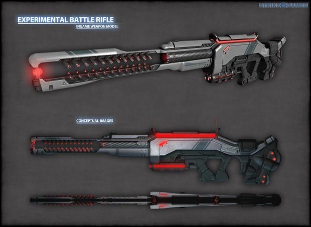 Experimental Battle Rifle
