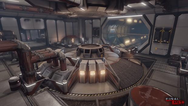 Mercury Switch Reactor - Update
