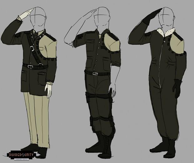 Uniform Sketch