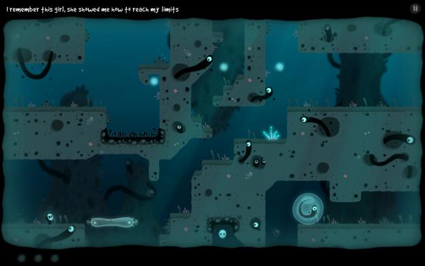 ecotone underwater