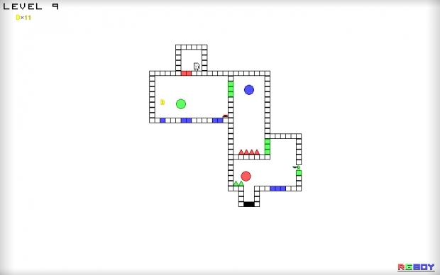 RGBOY level 9