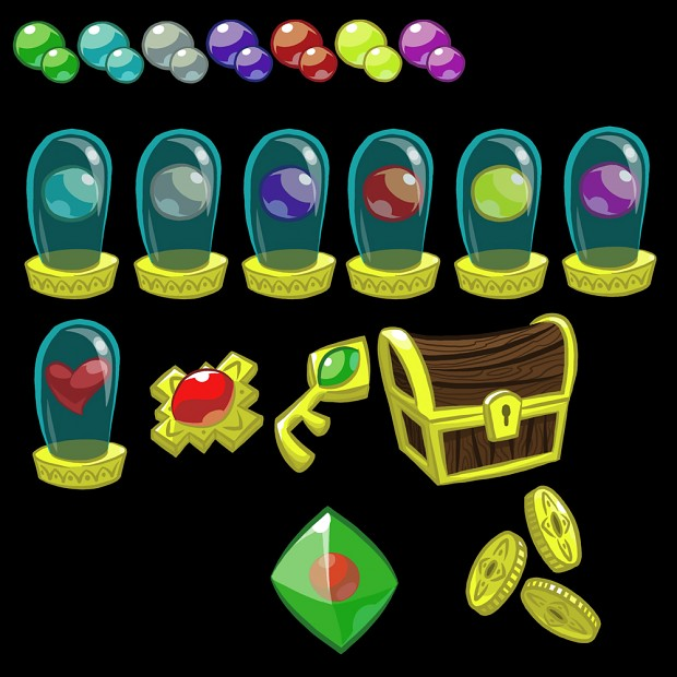 ingame items image adventure apes and the mayan mystery