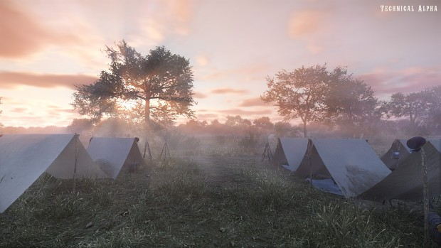 Drill Camp scenes