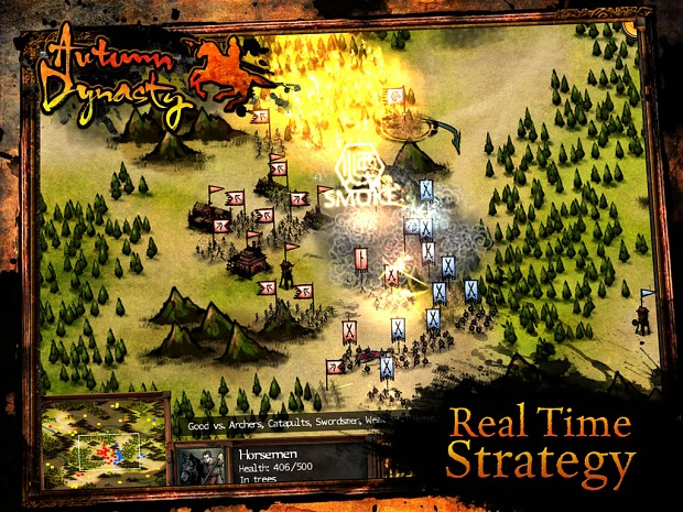 iPad Real Time Strategy