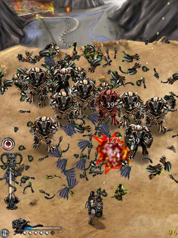 Artilleryman Screenshot