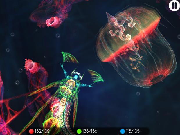 Sparkle 2: Evo screens