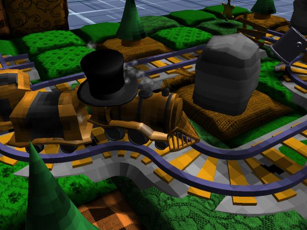 Badass Locomotive Screenshots