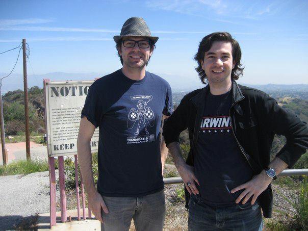 Aaron & Mike