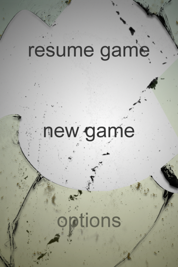 BlindSide iOS Menu