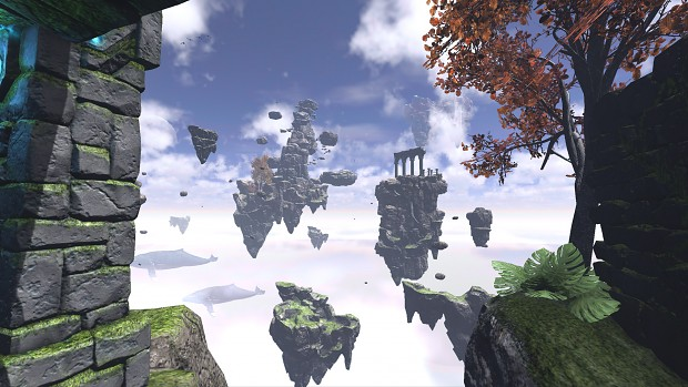 First level screenshots.
