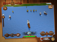 Screenshots from Royal Sails