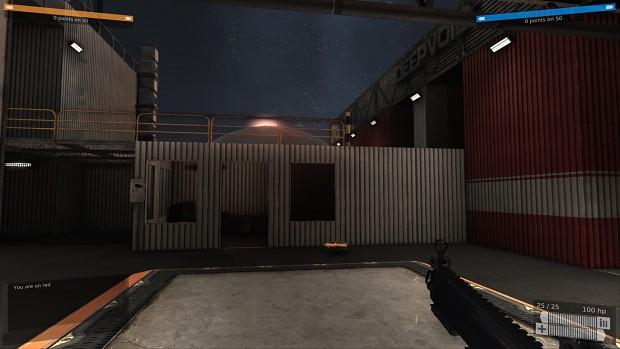 DeepVoid level