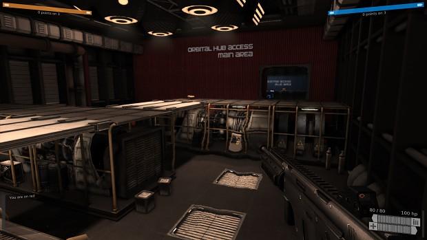 DeepVoid - Third level