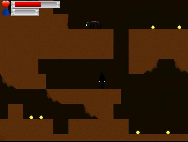 New Cave levels