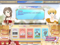 Princess Battles (card battle)