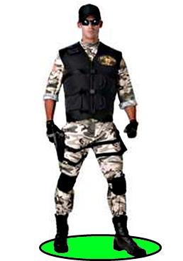 Marine Joe (Board Game Character #1)