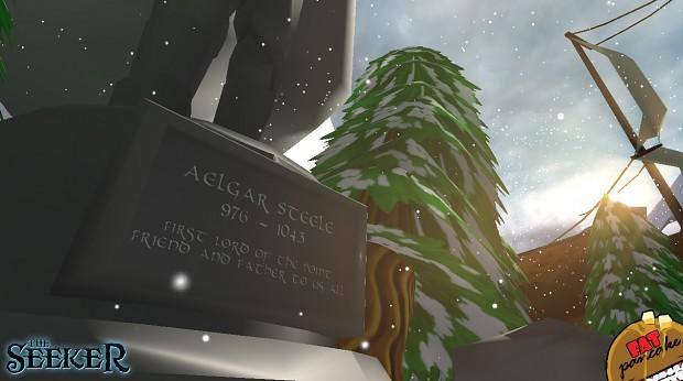 The Seeker - Aelgars Grave