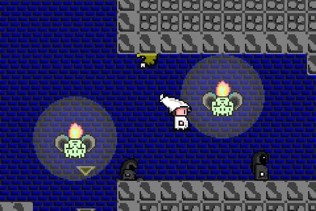 Sage of Hope - Alpha Gameplay Screenshot 2