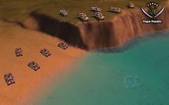 Coastline defense